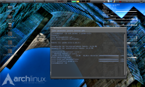 Arch-Linux: Ein Erfahrungsbericht