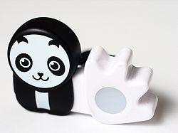 Das Pandapoken