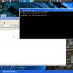 cmd.exe und Wordpad