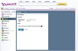 Yahoo! mit neuem Service