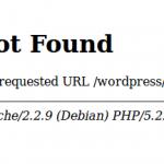 Directory listing unter Apache verhindern