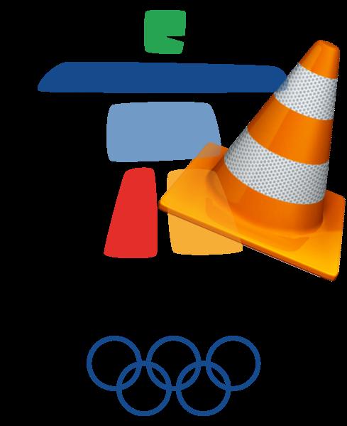 Olympische Winterspiele VLC