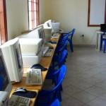Arbeit im Pallotti Centre