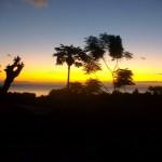 Aussicht von unserem Zimmer in Mbamba Bay