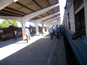 Fahrt zum Malawisee