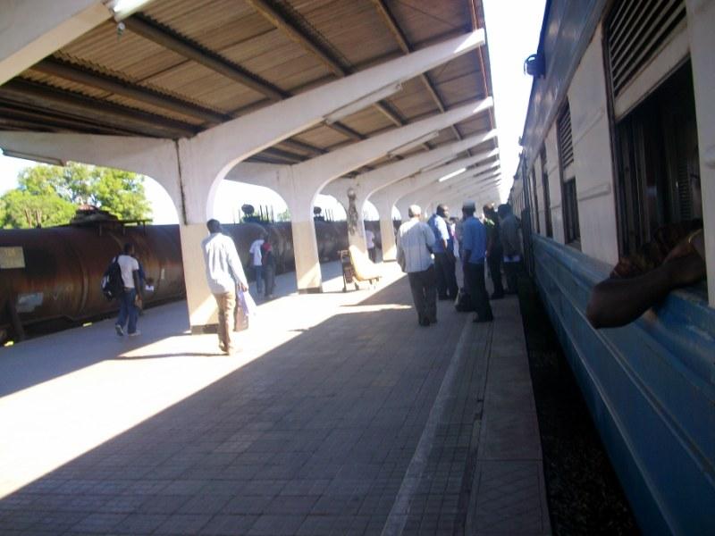 Tazara Bahnhof Dar-Es-Salaam