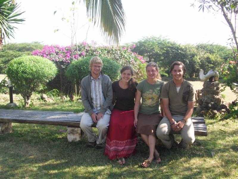Die Reisegruppe
