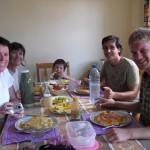 Essen in Tansania