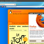 Firefox 4.0b2 mit App Tabs nutzen