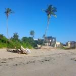 Strandruinen in Bagamoyo