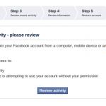 Wer verreist muss sich bei Facebook rechtfertigen