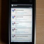 be-jo.net für Mobile Geräte