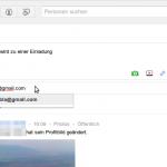 Google Plus – wir sind dabei (Einladungen hier)