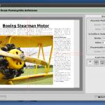 Großformatige PDF als A4 drucken [Poster]