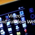 Android auf dem WeTab