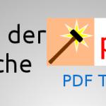 App der Woche: pdftk