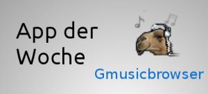 App der Woche: gmusicbrowser