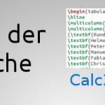 App der Woche: Calc2latex