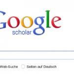 Google Scholar in neuem Gewand