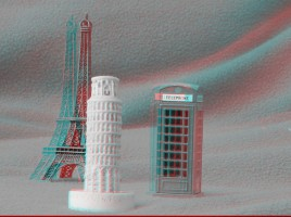 3D Bild selbst erstellen mit GIMP