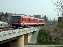 Dieseltriebzug der BR 628