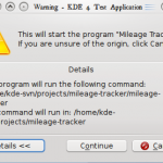 KDE und Gnome gegen Linuxviren