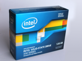 SSD in der Verpackung
