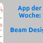 App der Woche: Beam Design