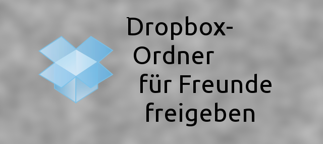 dropbox: Öffentlichen ordner erstellen | tutorial | 2017 | bejonet, Einladung