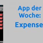 App der Woche: Expenses