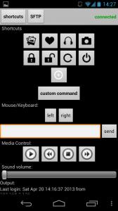Ubuntu Remote Control kann die Musik auf einem Ubuntu-PC steuern