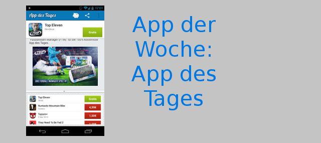 app der woche android