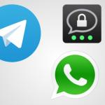 Update: Alternativen zu Whatsapp