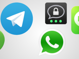 Update: Alternativen zu Whatsapp