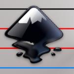 Inkscape: Pfeilspitze wie Linie färben